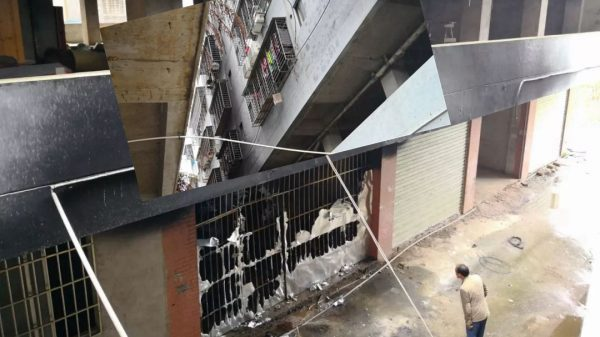 广西突发大火 5死38伤 多为大学生