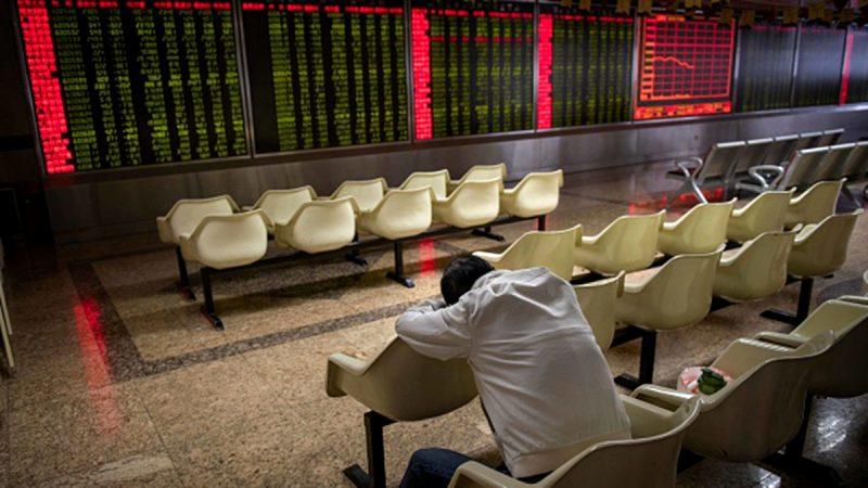"""贸易战""""打跑""""外资 中国股市5月出逃511亿"""
