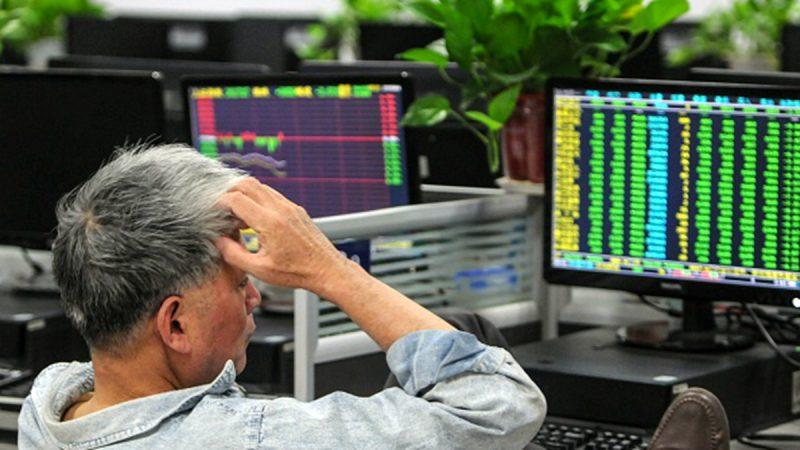 貿易戰重挫中國股市 撤資規模創4年來最大