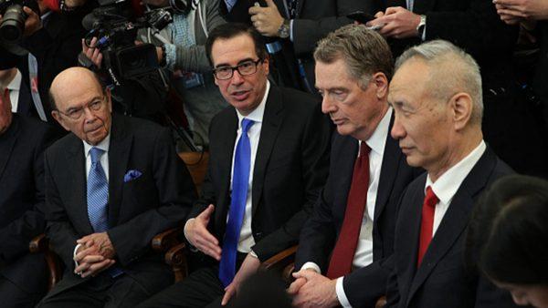 谈判两周内或出结果 白宫:能否达成协议不重要