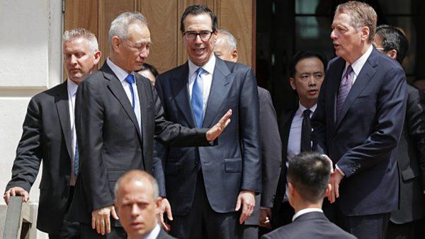 消息人士:美下通牒 4周未达协议所有中国商品征税25%