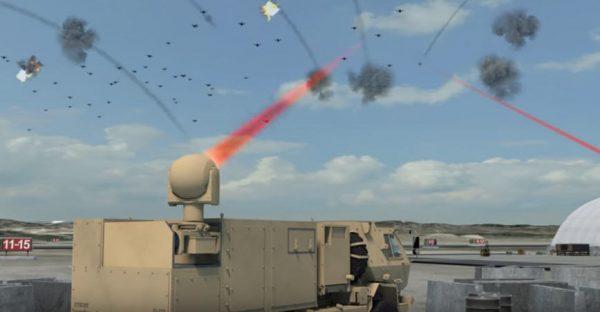 雷神發布防空雷射砲概念片 畫面猶如科幻電影(視頻)
