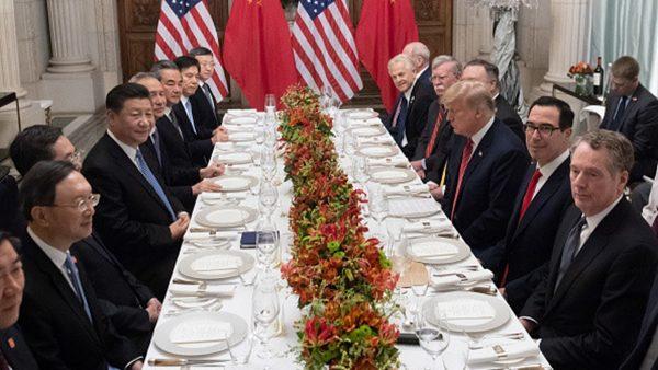 終於得到證實:美中談判 卡在這件事 川普才是中國人民的好朋友