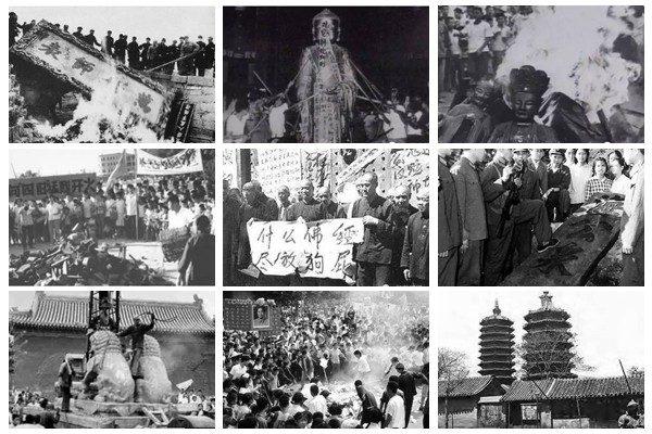 【征文】杨宁:中华文物之殇史无前例