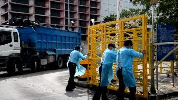 香港杀猪六千 防非洲猪瘟蔓延