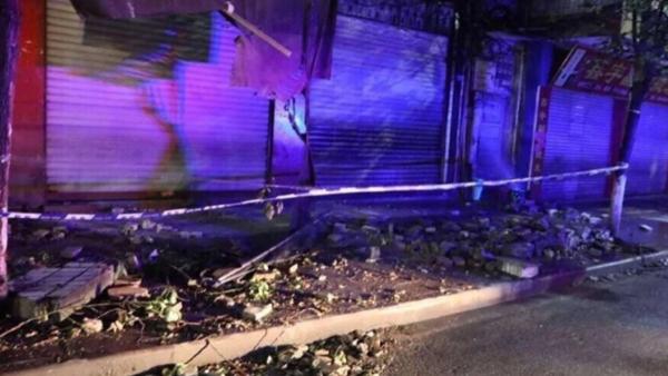 四川深夜又地震 16人受伤