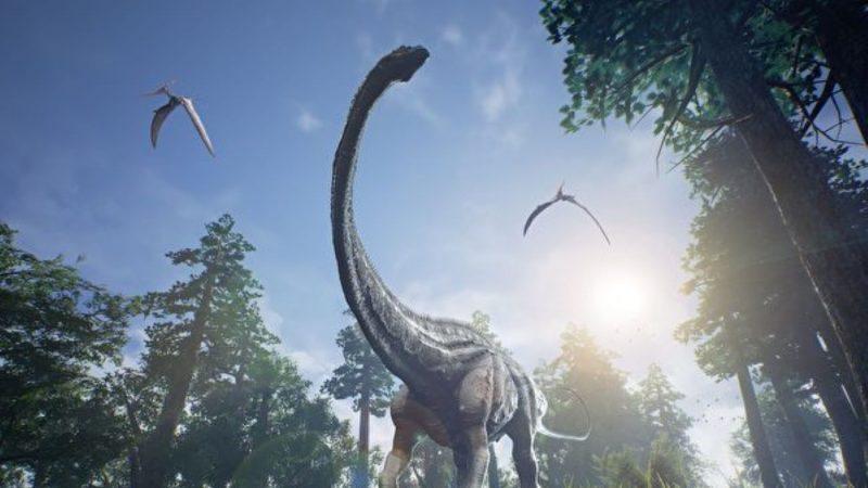 古生物学家:未来几年就可造出恐龙