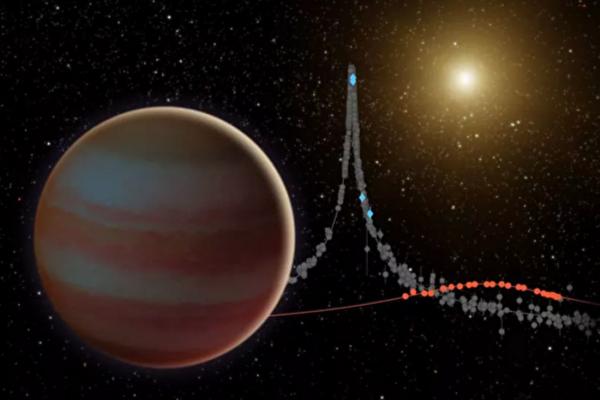 銀河系中星體每天閃一兩次 天文學家破迷