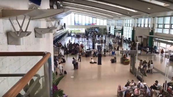 突停电约1小时 瘫痪那霸机场