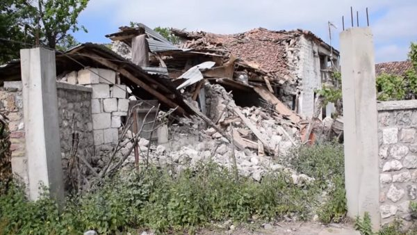 阿爾巴尼亞2小時內連6起地震 4傷百棟民宅受損