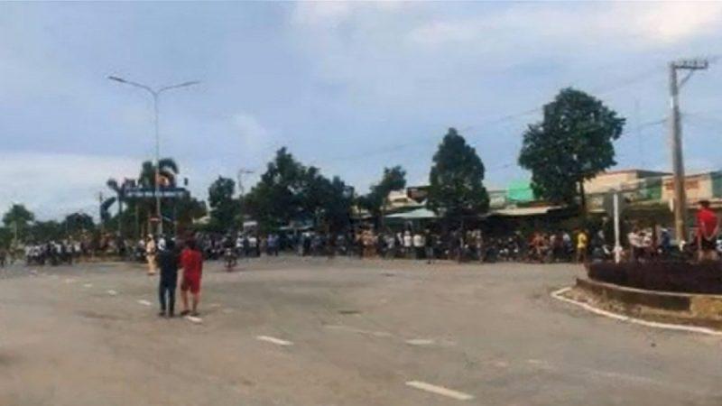 越南罕见枪撃 边防警卫开枪射伤3人后自尽