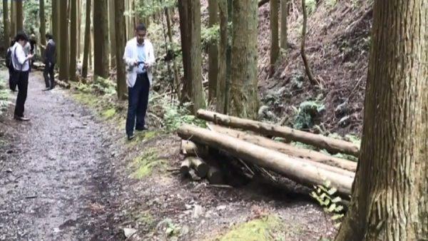 大阪袭警夺枪案 警动员搜山逮捕33岁男(视频)