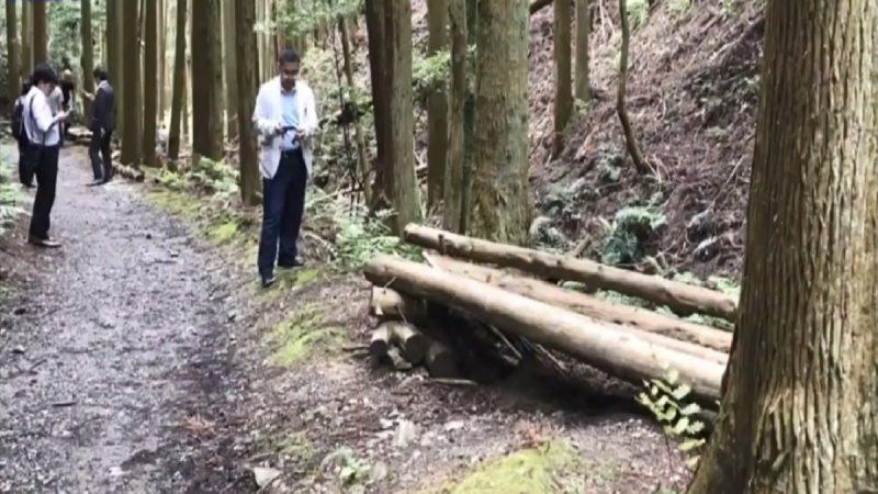 大阪襲警奪槍案 警動員搜山逮捕33歲男(視頻)