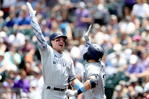 MLB落矶教士4战夺92分 缔大联盟新纪录