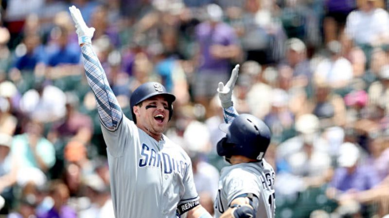 MLB落磯教士4戰奪92分 締大聯盟新紀錄