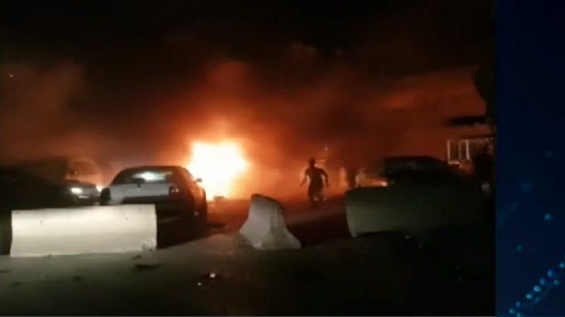 叙利亚西北部汽车炸弹攻击 至少14死逾20伤
