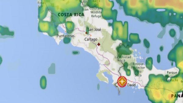 巴拿马6.3强震 深度14.2公里 恐酿灾情
