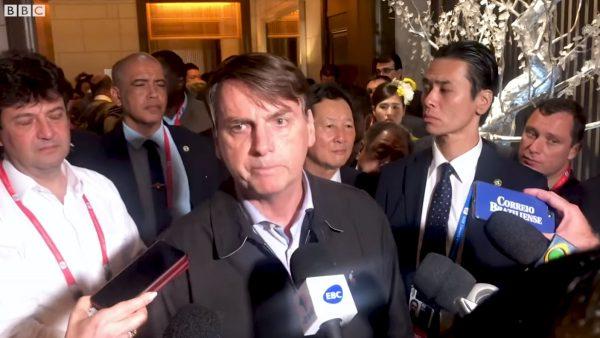 巴西总统赴G20 随行军官趁机运毒被逮