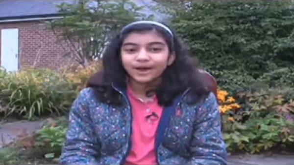 11岁伊朗少女智商162 高过爱因斯坦