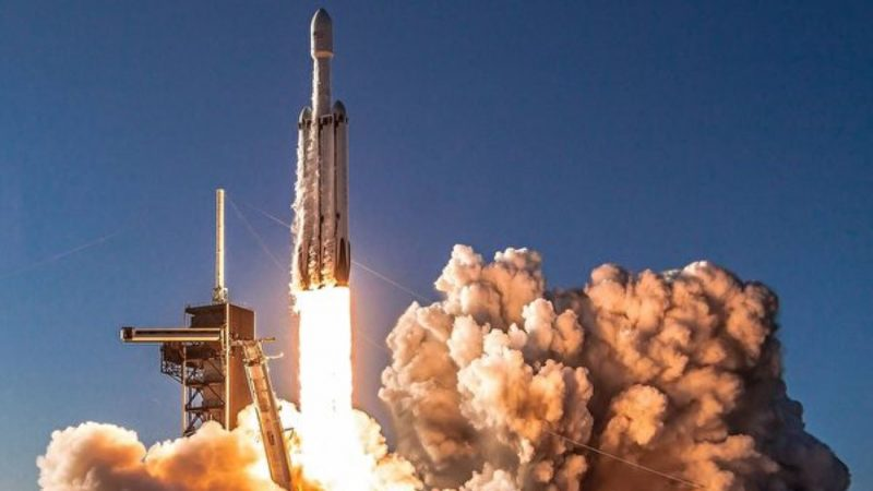 隨獵鷹重型火箭升空 無毒太空燃料初亮相