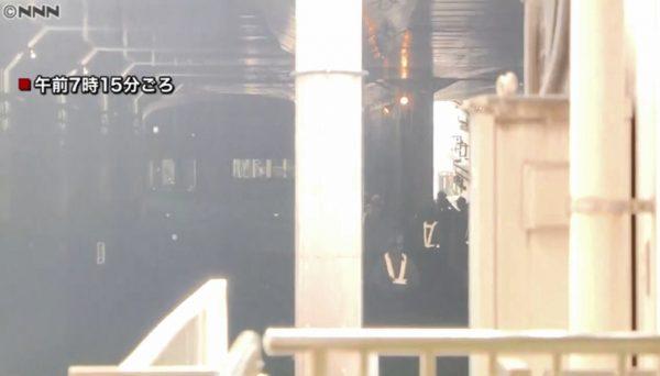 忘拆检查装置 日横滨市地铁列车出轨