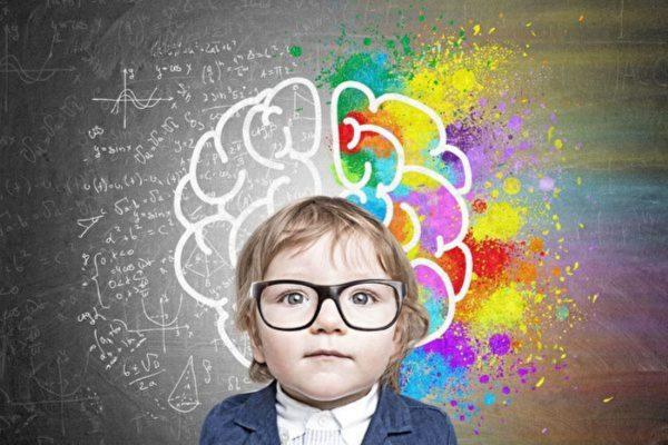 研究:儿童脑部发育消耗身体近半热量