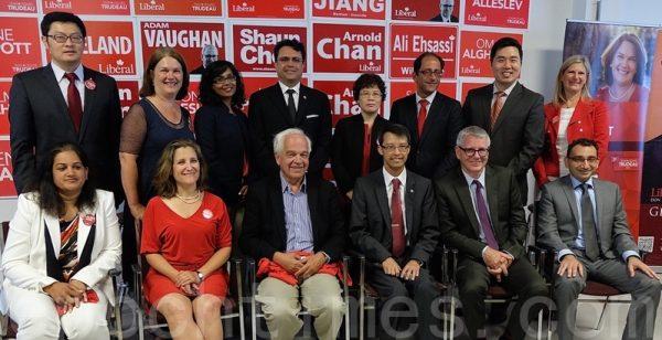 加国华裔国会议员退选 面临前女雇员指控