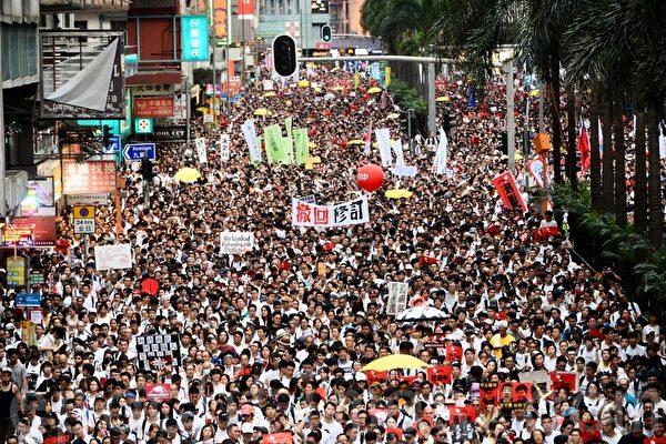 反送中民意沸腾  香港立法会宣布二读时间待定