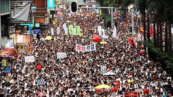 赵紫阳终于明白香港人怕什么了!大清引渡尚能宽容,香港逃犯条例更显恐怖!