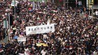 组图(1):香港反送中  200万人大游行 (44图)