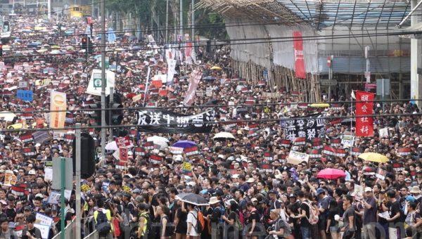 夏小強:香港的今天 不會成為台灣的明天