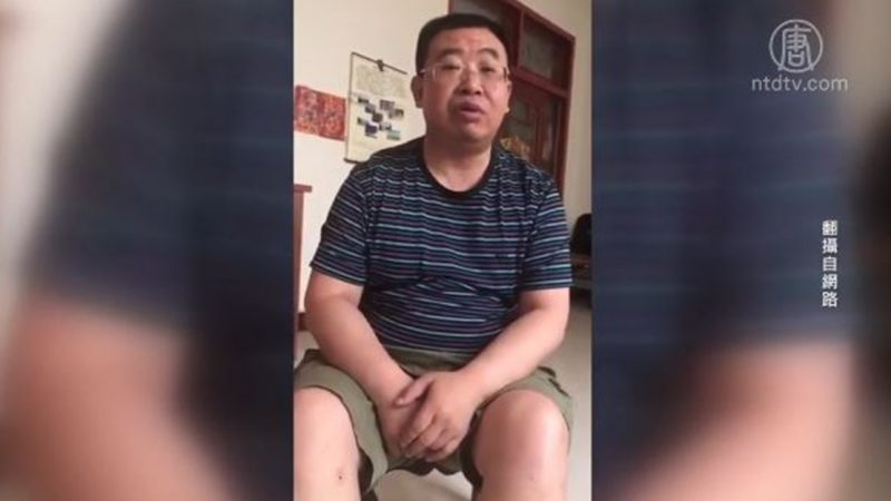 陈光诚:探访律师江天勇 认识邪恶的中共