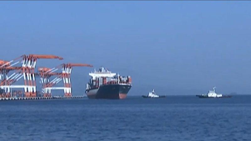 加菲垃圾风波有解 1500公吨启程回加拿大