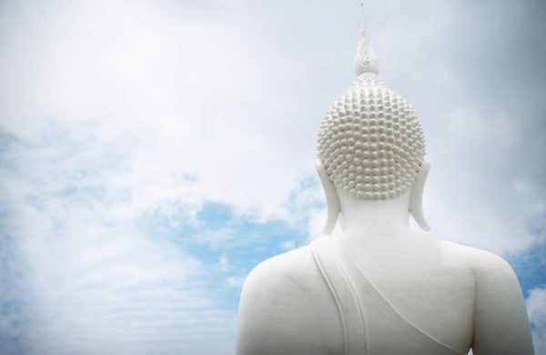 【古代修炼故事】看见佛陀
