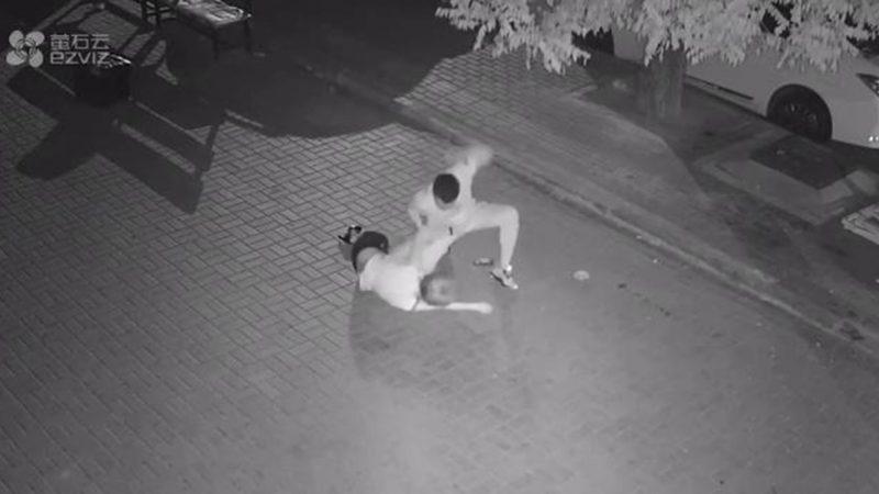 大連女半夜疑遭陌生男莫名暴毆 引發網絡聲討