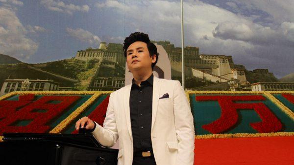 大陆著名男高音杨阳从26楼跳下死亡 年仅45岁