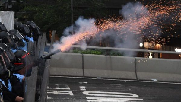 香港怒火被誰點燃?專家:中共司法體系