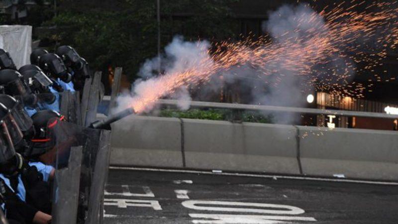 香港怒火被谁点燃?专家:中共司法体系