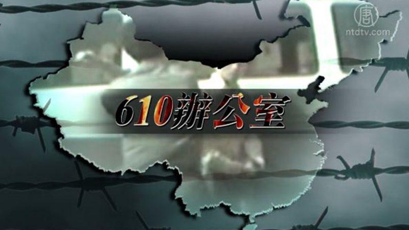 """俞晓薇:中共""""610""""作恶20年 面临清算"""