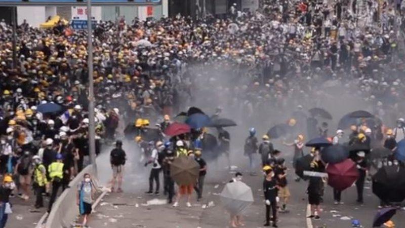 """章天亮:""""送中条例""""的前景预测 何为当前公民抗命的最有效方法?"""