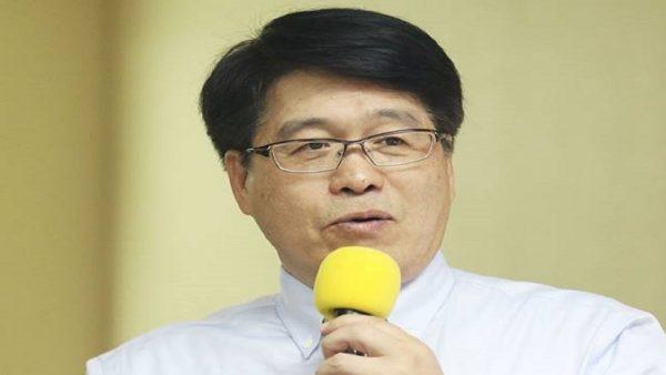 游盈隆抛震撼弹 宣布退出民进党