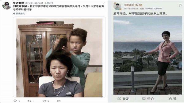 """""""离岸爱国者""""刘欣允里根二次对话 中国人兴趣索然"""