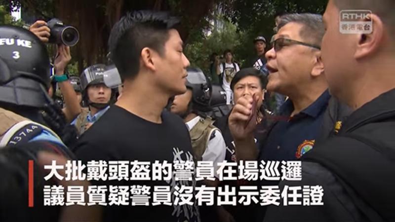 《石涛聚焦》速龙小队无编号被揭底-警队故意欺骗 掩盖