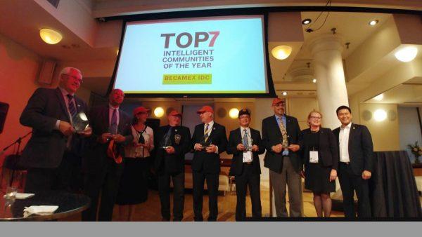 桃園市參加國際智慧城市論壇ICF 2019全球高峰會 力拼全球首獎