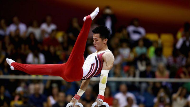 体操亚锦赛创纪录 李智凯夺全能队史首金