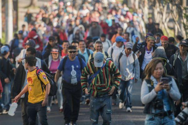 擋中美洲3國移民 美宣布不再資助