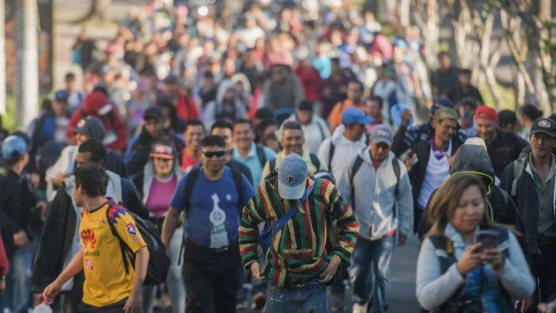 挡中美洲3国移民 美宣布不再资助