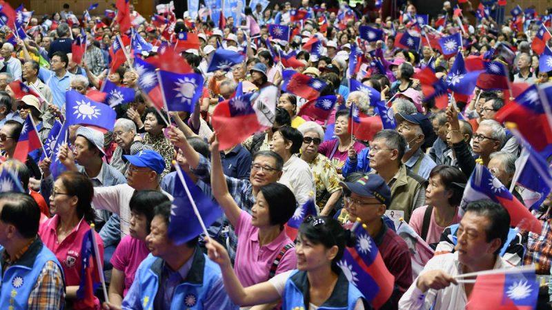 美高官批中共野心:北京欲干预台选举