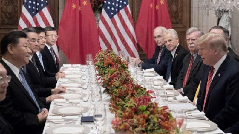 G20前夕川普发话:满意现状 若不达协议即加税