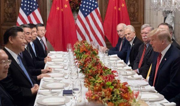 人權戰接力貿易戰 蓬佩奧:G20川習將討論香港遊行